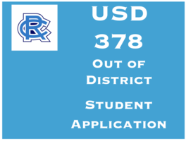 Out of District Student Application Available