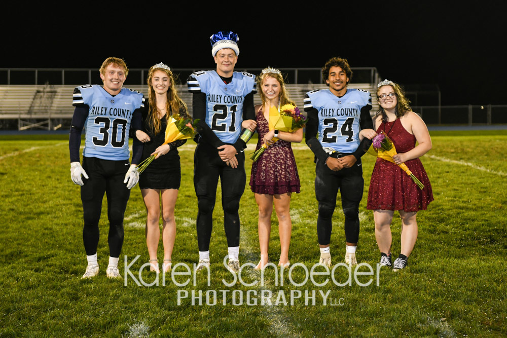 2019 King & Queen Candidates