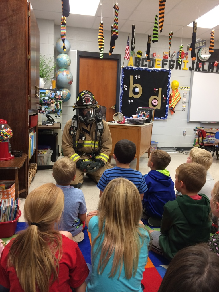 First Grade Fire Safety